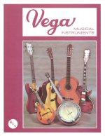 VintAxe com Vintage Guitars - Vintage Japanese Catalogs - Vega