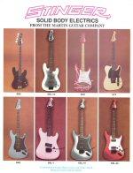 Martin Stinger Vintage Gitarrenmagazin