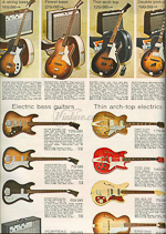 vintage guitars vintage american catalogs. Black Bedroom Furniture Sets. Home Design Ideas