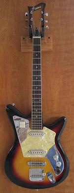 vintage guitars at guitars for sale. Black Bedroom Furniture Sets. Home Design Ideas