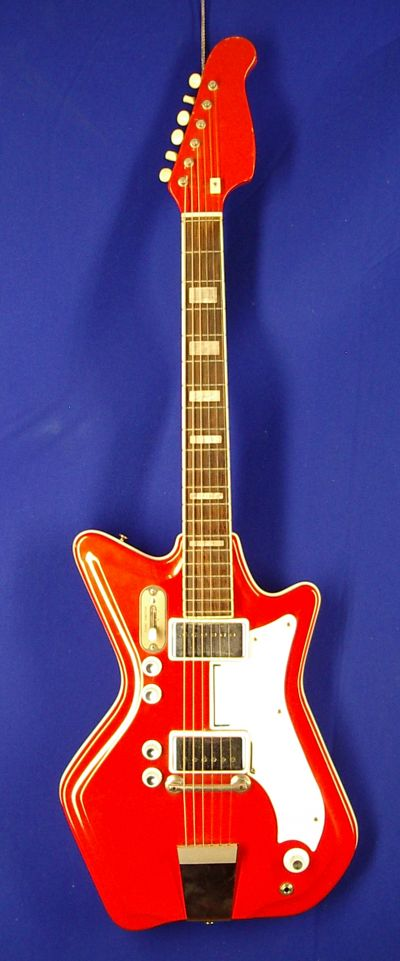 1964 montgomery ward airline electric guitar telemodders com be you could mail metropolitan guitars and ask how the schematic works